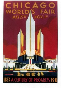 1933 World's Fair. If we had the World's Fair today, what do you think would be presented?