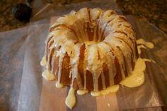 Octoberfarm: Orange Glazed Buttermilk Pound Cake