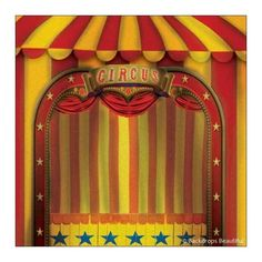 Hand Painted Scenic Backdrop Rentals and Sales Circus Theme, Circus Party, Circus Tents, Circus Clown, Elephant Parade, Elephant Art, Studio Backdrops, The Greatest Showman, Big Top