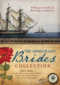 Preparing The Immigrant Brides Collection: 9 Stories Celebrate Settling in America by Irene B Brand book description.