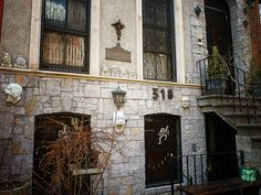 Gothic Decorations on East 18th  Rent-Direct.com - No Fee Apartment Rentals in NYC