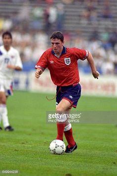 Lee Sharpe, Chris Waddle, England Football Players, England International, England National, National Football Teams, Football Photos, Lions, English
