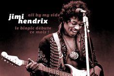 Jimi Hendrix's Biopic