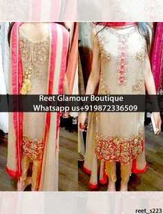 Ravishing Gray Embroidered Churidar Suit Product Code : Reet_s223 We Ship All Over World. Color And Style Can Be Customized According To  Your Choice And Take 15-20 Days To Make  Deliver World-Wide  Contact or whats aap us 9872336509 Buy Link : https://www.facebook.com/reetglamourboutique/