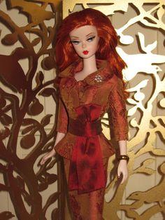 Image result for brown dresses for barbie