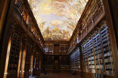 ストラホフ修道院, プラハの写真