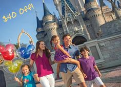 Disney Resorts!  Save $40 off the normal ticket price to Disney theme parks, big discounts off the normal rates! Visit http://hoprocket.vacations/itsaboutlife