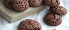 Ricetta biscotti cioccolato fondente senza burro