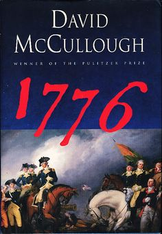 I learned more about the American Revolution than I ever learned in school from this book.  I got so into it that I printed maps and drew the marches out so I could better understand what was happening.