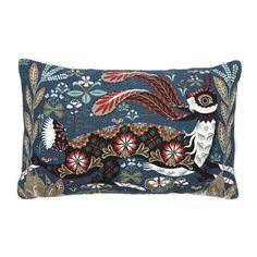 Running Hare Linen Pillow