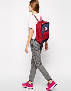 fjallraven kanken backpack asos