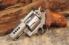"Ruger Alaskan 44 magnum can you say ""BEAR"" ""BIG BEAR"" ""This is a nice weapon, I…"