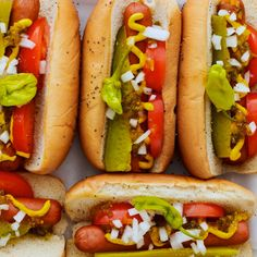 The 5 Commandments of Building an Authentic Chicago-Style Hot Dog #FWx