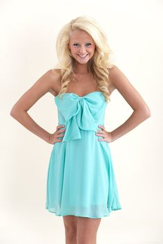 Eyes Up Here Dress - $44.00