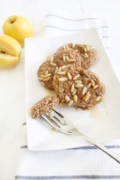 Mini Vegan Apple Cake (o le tortine dei