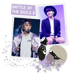 """battle of the idols 6 / audition"" by soft-bites ❤ liked on Polyvore featuring art and botiss"
