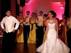 Best wedding video - Surprise First Dance: You're the one that I want!