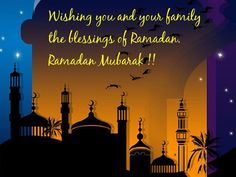 Lovely Ramadan Ramzan Wishes Quotes, Wallpapers HD. On this Ramadan, you would need to wish Ramadan Greeting Messages to your companion and crew.