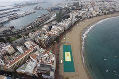La Playa de Las Canteras de Las Palmas de Gran Canaria será en septiembre el…
