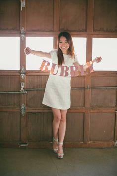 Glittery Pink 2014 NYE styled shoot Kara's Party Ideas Noi Tran Photography