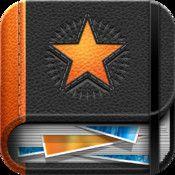 Screenshots.  A great app to organize all your iPad screenshots.