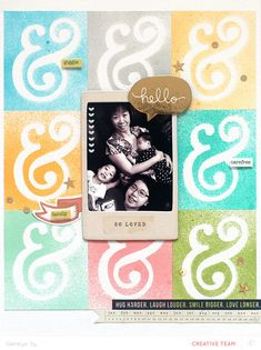 Blog: Mister Huey's Tutorial | Geralyn Sy - Scrapbooking Kits, Paper & Supplies, Ideas & More at StudioCalico.com!
