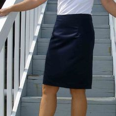 Unstoppable Pencil Skirt | AllFreeSewing.com