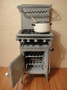 nice artisan made stove