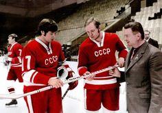 Kharlamov and Petrov