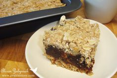 I had some left over dates from baking Magic Hermits , so I decided to use them up in this old fashioned Date Square. If you like oatmeal ...