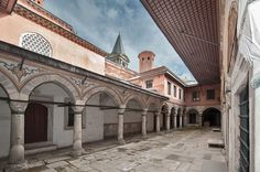 https://flic.kr/p/c2NKmq | _SAL1450 | TOPKAPI PALACE The Courtyard of the Sultan's Consorts and the Concubines was constructed at the same time as the courtyard of the eunuchs in the middle of the 16th century.