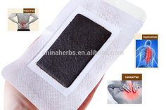 Muscle neck shoulder back joint arthritis sprains strain fatigue aches pain relief relieving far infrared natural patch