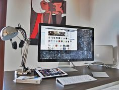 Workspace by macgeek13.com, via Flickr #workspace