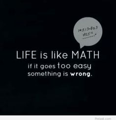 Positive Quotes About Math. QuotesGram