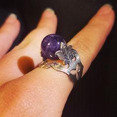 """102 likerklikk, 5 kommentarer – Skadi Jewellery Design (@skadijewellery) på Instagram: """"Ta da! I'll try to get some better photos with more angles in the morning. #sterlingsilver…"""""""