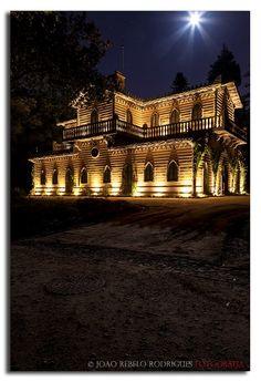 Chalet da Condessa d'Edla- Sintra, Portugal