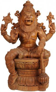 Narasimha Incarnation of Lord Vishnu