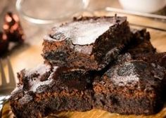 Calabacines Brownies
