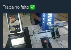 Essa é a melhor técnica de marketing q vc respeita, além de divulgar o BTS divulga tb o celular