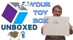 This is my very first unboxing video featuring 'YOUR Toy Box' available at:  https://yourtoybox.cratejoy.com/ If you enjoyed the video please take a moment to like & subscribe!!