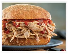 Perfect Pulled Pork: Talk about tasty! These Perfect Pulled Pork sandwiches are so simple, tender and amazingly juicy, they're sure to satisfy your craving for delicious. #pork #recipe