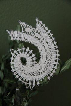 Craftwork Crochet Toy Accessories Bobbin Lace Háčkování Paličkování Ruční práce Šperky Jewelry
