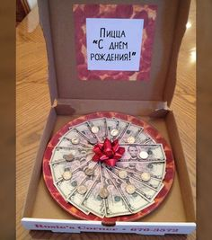 Cheap And Easy Last Minute Valentines DIY Gifts for Boyfriends - Pizza Money Gift Christmas Gift You Can Make, Last Minute Christmas Gifts, Diy Christmas Gifts, Diy Gifts Last Minute, Easy Diy Gifts, Handmade Gifts, Diy Gifts For Mothers, Diy Gifts For Boyfriend, Valentines Bricolage