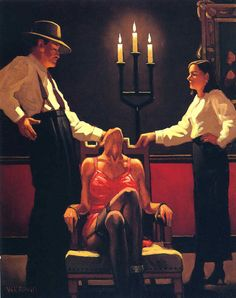 Jack Vettriano Paintings & Artwork Gallery in Chronological Order  Setting New Standards