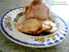 Arista di maiale al forno