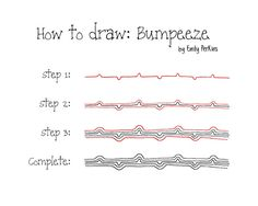 Bumpeeze by enajylime, via Flickr by Emily Perkins