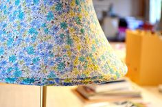 Lampshade making course with Cocoon Home at Victoria Hammond Interiors