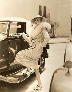 1930s sassiness.