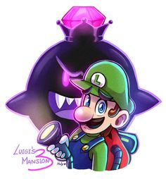 I can't wait to play it Drawing by Holy © Characters belongs to Nintendo © Luigi's mansion 3 Mario Bros Y Luigi, Mario Bros., Mario Brothers, Luigi Mansion, Luigi's Mansion 3, King Boo, Mundo Dos Games, Super Mario Art, Nintendo Sega