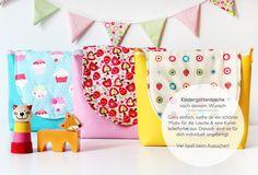 Kindertasche | Kitatasche für Mädchen von nähfein auf DaWanda.com